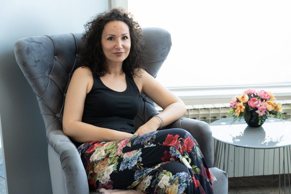 """Ivana Berić, vlasnica salona za uljepšavanje """"Selfie"""""""